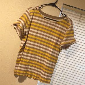 T-shirt stripes!!